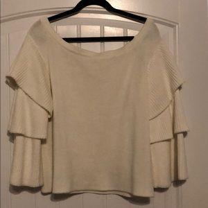 Endless Rose OFF THE SHOULDER sweater. Size L.